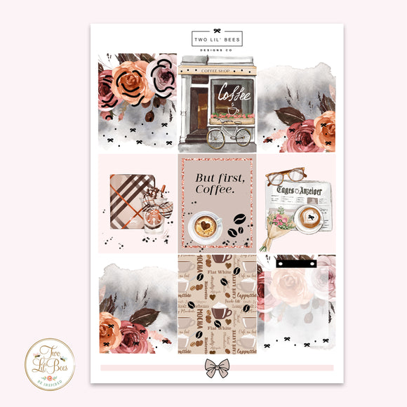 Coffee Shop - Mini Kit ~ PRE-ORDER