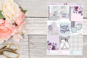 Cozy Planner Girl - Mini Kit (Exclusive)