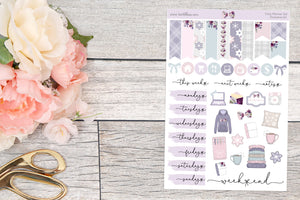 Cozy Planner Girl - Full Kit (Exclusive)