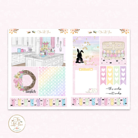 Easter 2020 - Lil' Bee Kit ** Foiled Squares