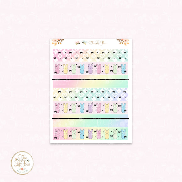 Easter 2020 - Washi Strips ** New
