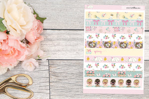 Hop hop- Washi Strips