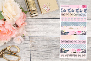 Spring Denim - Washi Strips