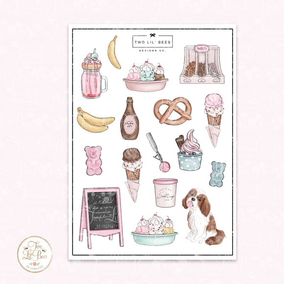 Decorative - Ice Cream Shop
