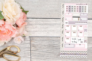 Simply Chic ~ H Weeks: Kit (foiled)