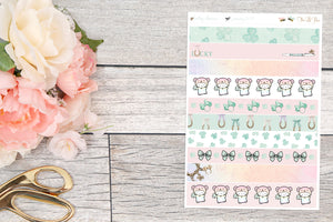 Lucky Charm - Washi Strips