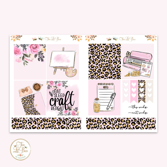 Pink Crafts - Lil' Bee Kit