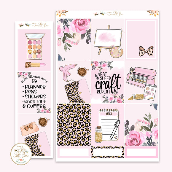 Pink Crafts - Full Kit