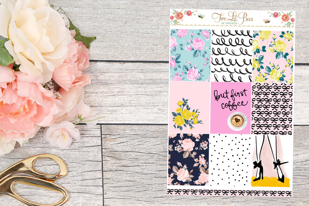 Planner Girl  - Full Kit Vertical (Erin)