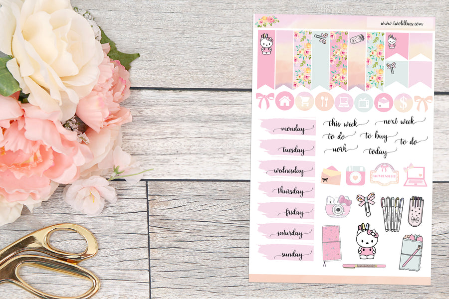 Planner Girl Sorbet LE Mini Kit