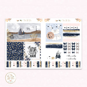 Salty Hair - Lil' Bee Kit ** Foiled Squares