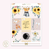 Sunflower Chic - Full Kit