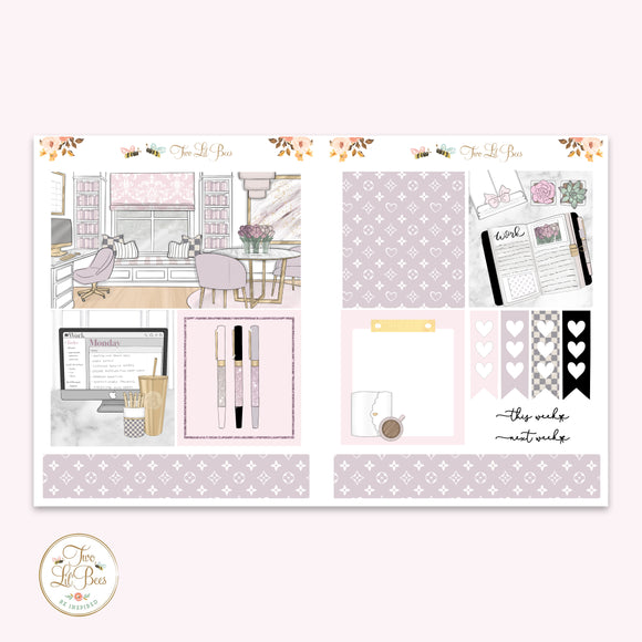 Work from Home (Neutral) - Lil' Bee Kit