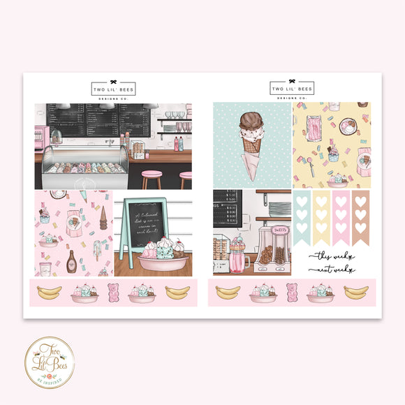 Ice Cream Shop - Lil' Bee Kit