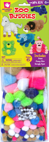 Zoo Buddies Craft Kit