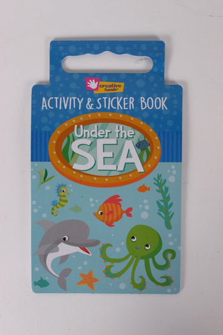Creative Hands - Ocean Bundle - Arts and Crafts for Kids - 5 Items