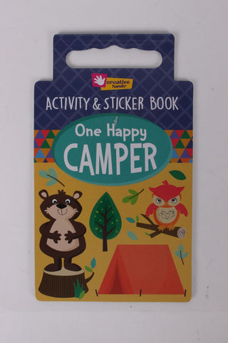 Creative Hands - Happy Camper Kit Bundle - Arts and Crafts for Kids - 5 Items