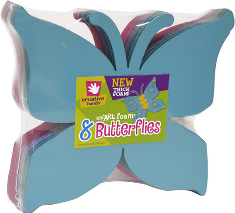 Foam Shape stack Butterflies