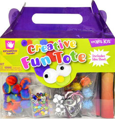 Creative Fun Craft Tote