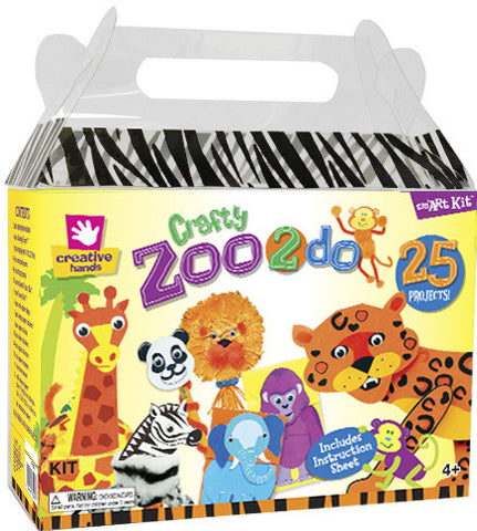 Zoo 2 Do Craft Tote