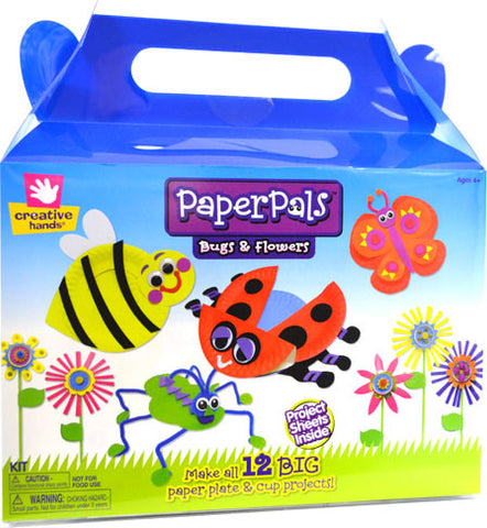 Paper Pals Craft Tote