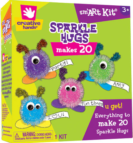 Sparkle Hugs Craft kit
