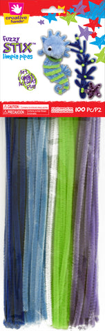 Sea Chenille Pack Pipe Cleaners