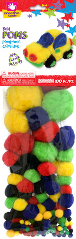 Primary Poms Pack