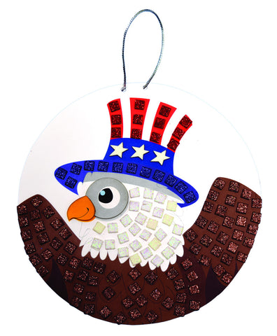 Americana Eagle Mosaic Kit