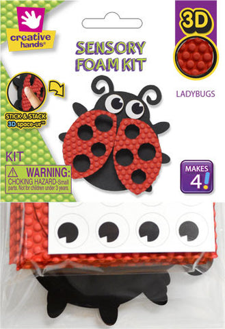 Text-UR Ladybug Makes 4