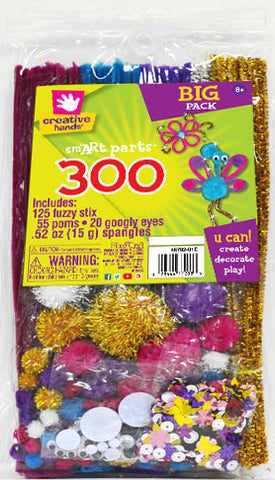 Sparkly Craft Essentials Value Pack