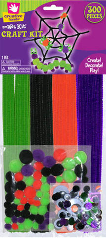 Halloween Craft Basics Kit
