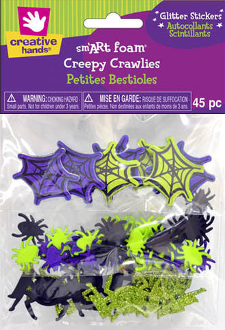 Creepy Crawlies Stickers