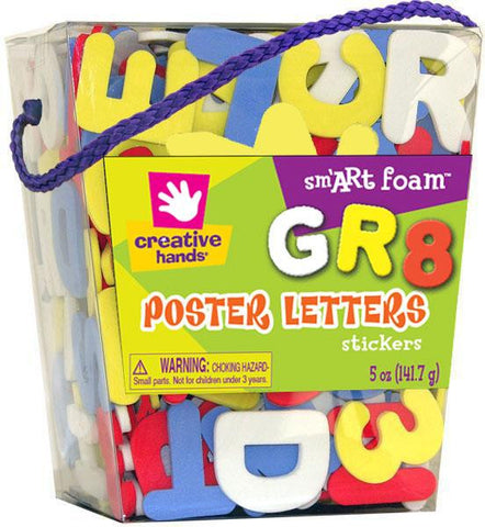 Poster Letter Stickers