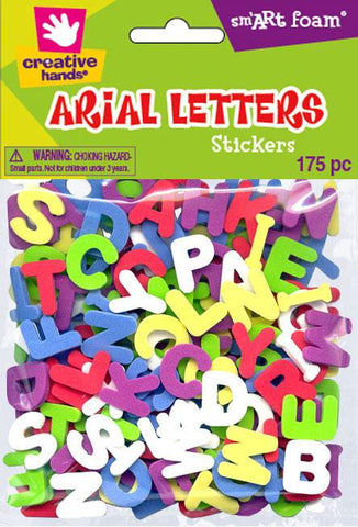 Arial Letters