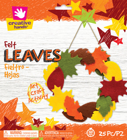 Felt Leaves Kit