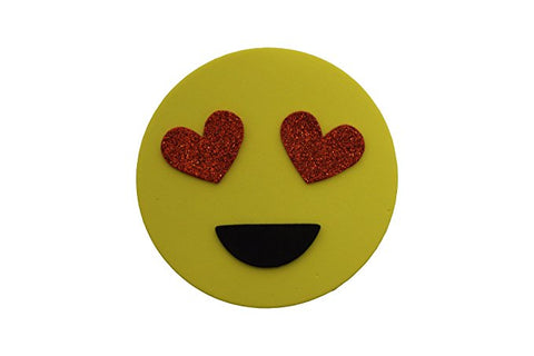 Emoji Bundle -- 4 Items: 1 Emoji Maker Kit, 45 Emoji Stickers, 1 Sparkle Hug Kit, 1 Emoji Sticker Bag