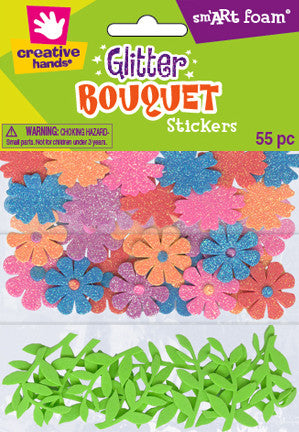 Foam Stickers Bouquet