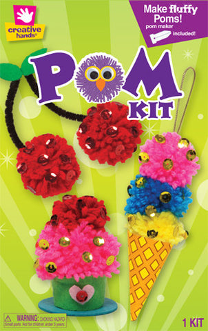 Sweet Treats Pom Pom Kit