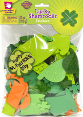 St. Patrick's Day Sticker Bag