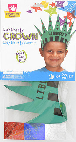 Americana Lady Liberty Crown Kit
