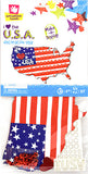 Americana USA Shape Kit