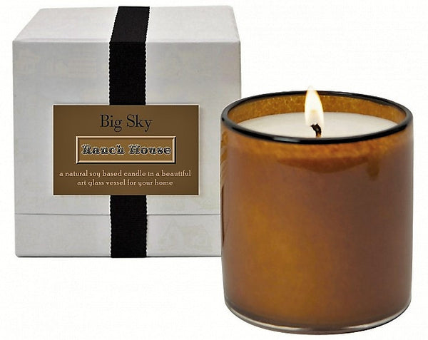 LAFCO Big Sky Candle