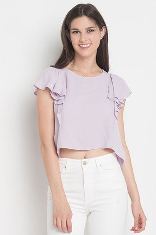 Brandi Crop Top ( Clearance)