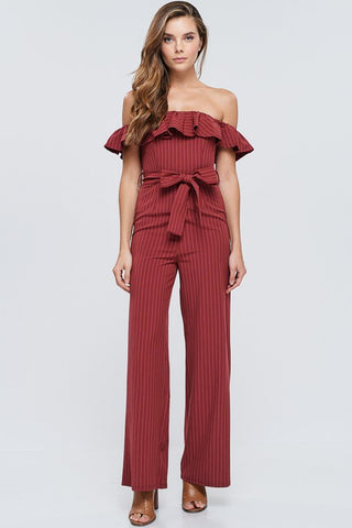 Loraine Lace up Pants