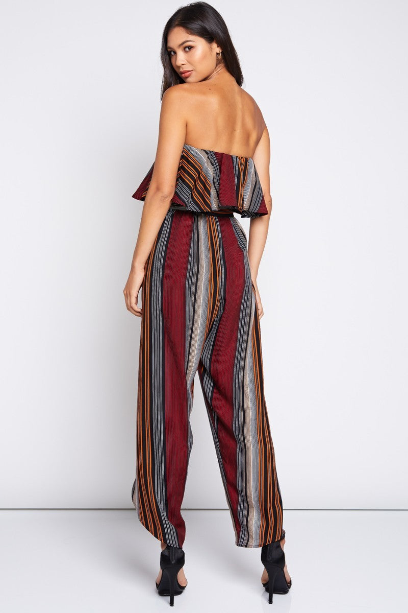 Rusted Jumpsuit