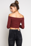 Ciara Long Sleeve Crop