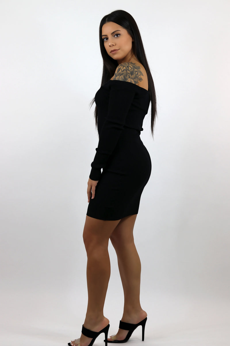 Sommer Long Sleeve Dress