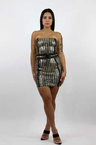 Esmerelda Sequin Dress