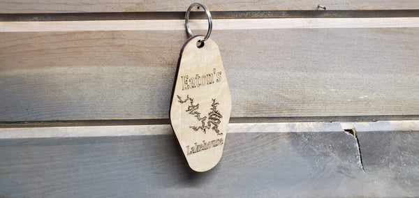 Adorable fun gift Keyfob Fobs Keychain - Very Cool Sayings.  Custom orders available